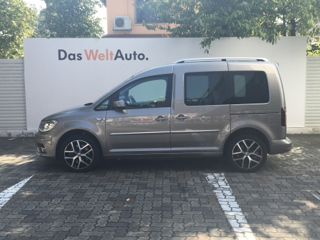 VW Caddy 1.4MTSI AT