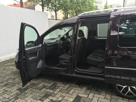 VW Caddy MPV 1.4 TSI